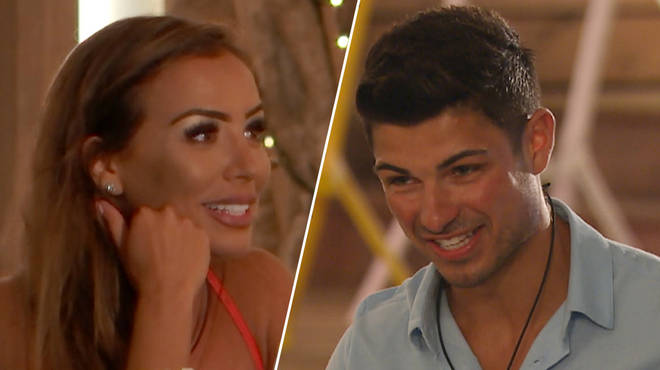 New Love Island girl Elma takes a fancy to Scottish gym owner Anton Danyluk
