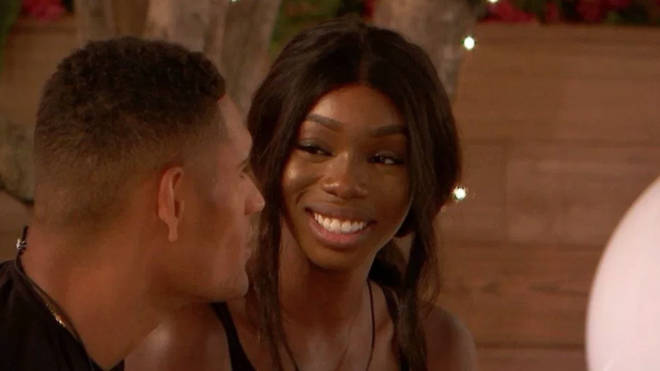 Yewande and Danny are getting closer