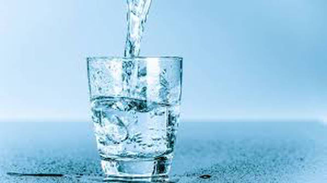 Sip water little and often throughout the day to stay hydrated
