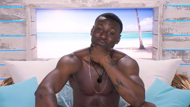 Sherif has finally admitted why he was kicked out of Love Island