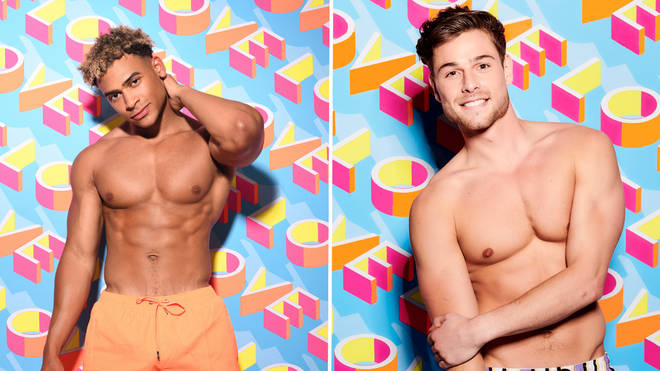 Love Island bombshells Jordan and Tom will enter the villa in tomorrow's episode