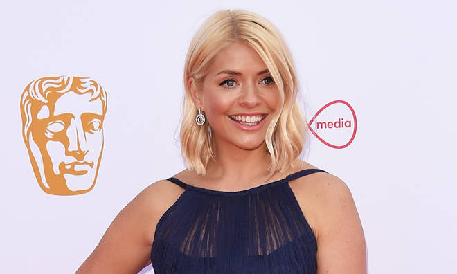 Holly Willoughby shares TWO rare family pictures to celebrate Father's Day