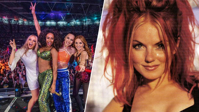 Geri Halliwell apologised to the Spice Girls and fans for leaving the group 21 years ago