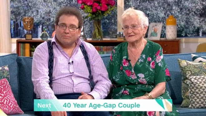 Edna and Simon have been happily married for 14 years