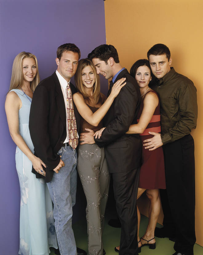 Friends last aired in 2005