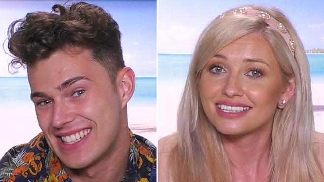 Love Island fans are convinced Curtis has a game plan