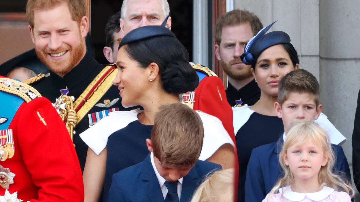 Here's what really happened between Meghan Markle and Prince