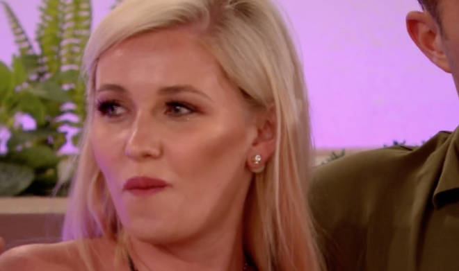 Eagle-eyed fans are not happy with Amy as they spotted her reaction to the latest dumping