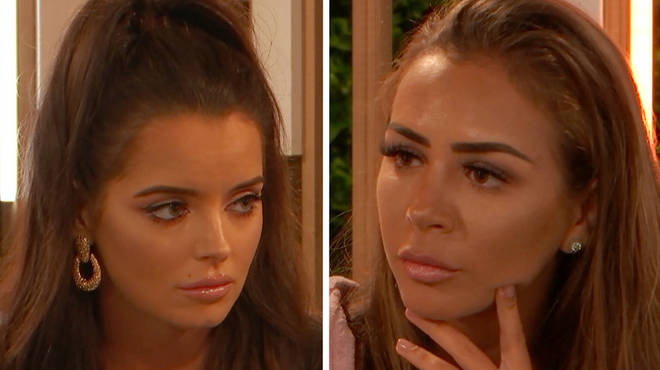 Maura's reaction to Elma speaking to Tom didn't sit well with Love Island viewers