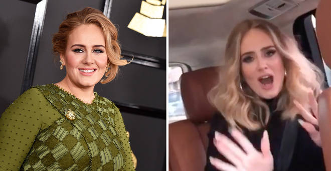Adele has reportedly lost weight after taking up pilates