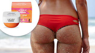 The Booty Balm will firm up booties in time for summer