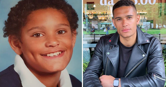 Model Danny was absolutely adorable as a youngster but he's changed a lot