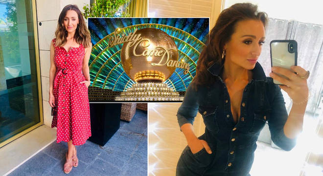 Catherine has been rumoured to be joining the Strictly line up