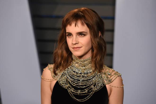 Emma Watson plays Meg March in Greta Gerwig's new film