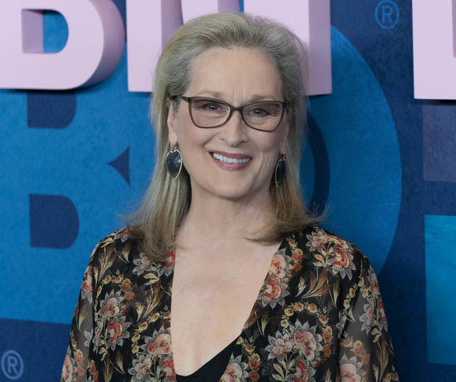 Meryl Streep is playing Aunt March in Little Women