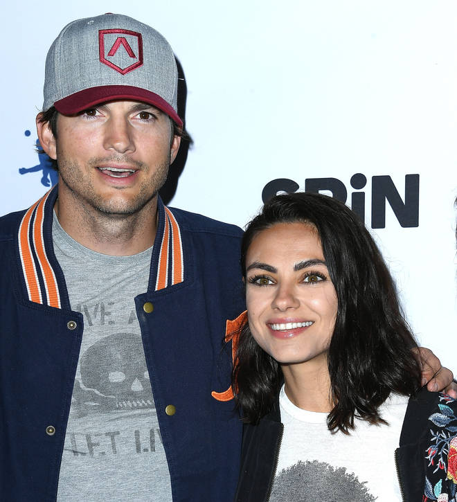 Mila Kunis and Ashton Kutcher are one of Hollywood's most loved couples