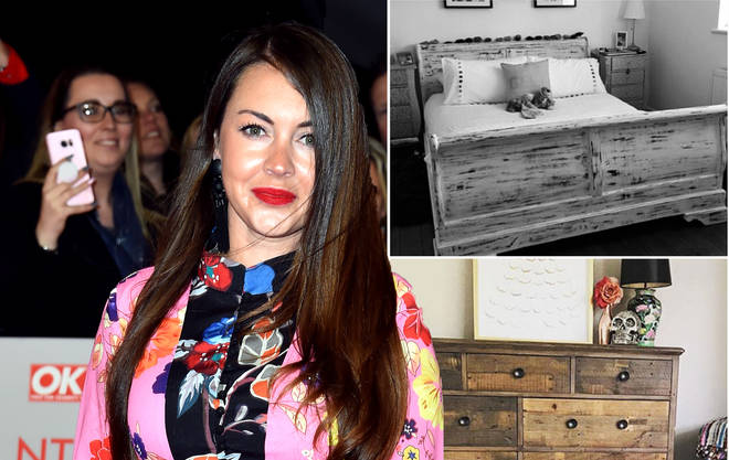Lacey Turner has a very unusual home
