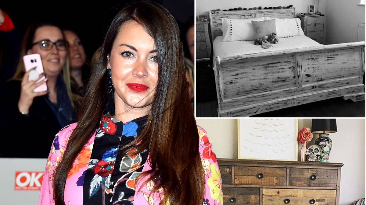 See inside EastEnders' Lacey Turner's trendy London home