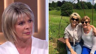 Ruth Langsford has announced the tragic death of her sister Julia