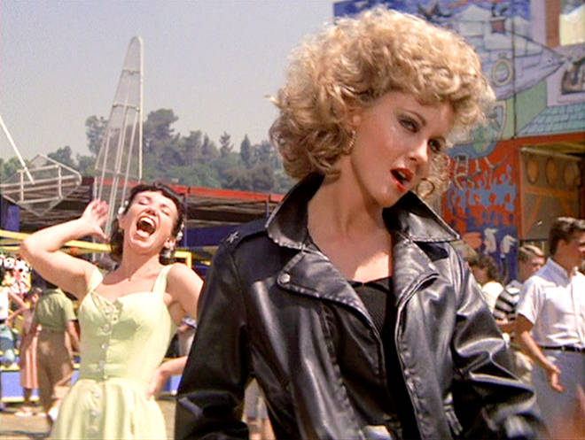 The iconic Grease outfit is going up for auction
