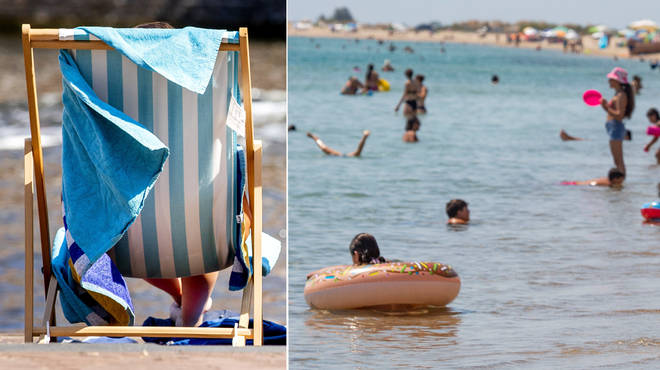 The UK weather forecast for next week is set to be a scorcher