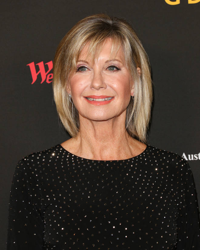 Olivia Newton-John is selling the iconic outfit to raise money for her cancer treatment centre