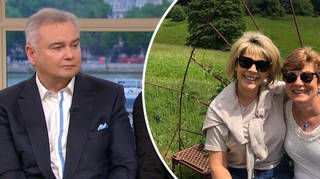 Eamonn Holmes was joined by Rylan Clark-Neal on This Morning today