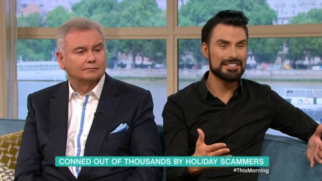Rylan Clark-Neal stepped in to co-host today