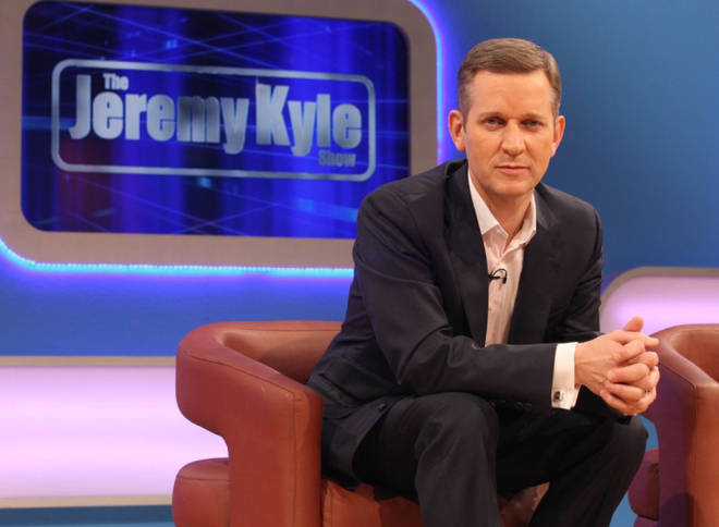 The Jeremy Kyle Show was axed earlier this year by ITV
