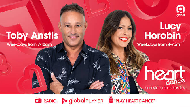 Listen to Toby Anstis, weekdays from 7am, and Lucy Horobin, weekdays from 4pm