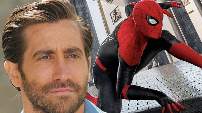 Jake Gyllenhaal is starring in Spiderman: Far From Home