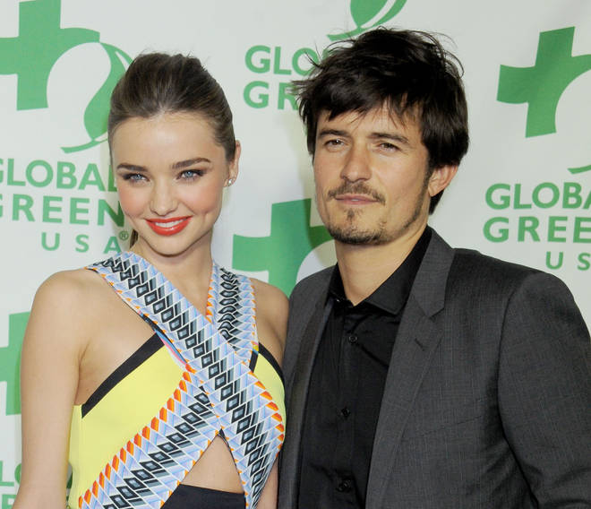 Miranda Kerr and Orlando Bloom divorced in 2013