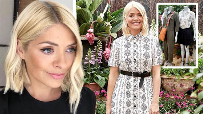 Holly Willoughby's new M&S edit will drop soon