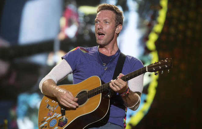 The part was originally offered to Chris Martin