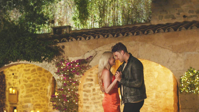 Will Amy and Curtis end up in the Love Island final?