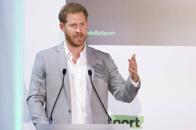 Prince Harry called for Fortnite to be banned