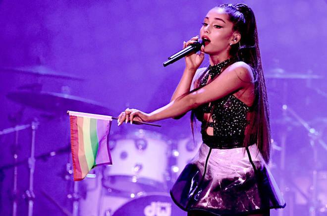 Ariana Grande will be headlining Manchester Pride 2019