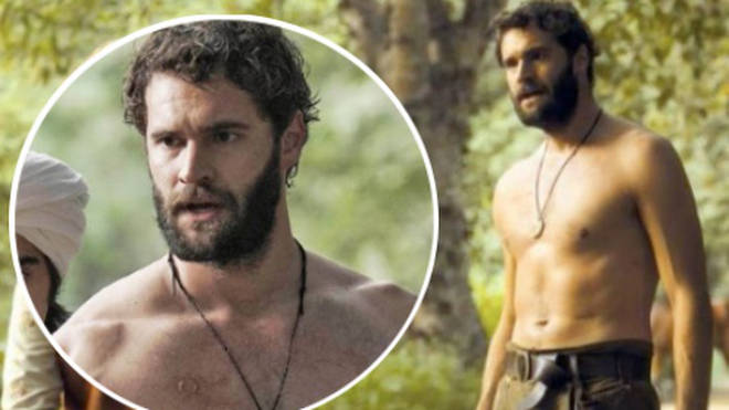 Move over Poldark – there's a new hunk taking to our screens this month!