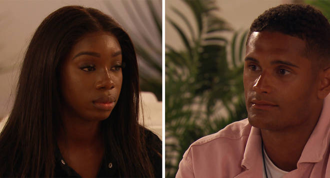 Yewande is doubting her future in the villa
