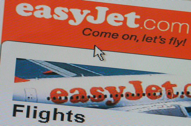easyJet say they offer flexible luggage options that prove very popular with passengers.