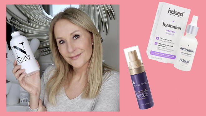 Nadine Baggott shares some of her top beauty buys