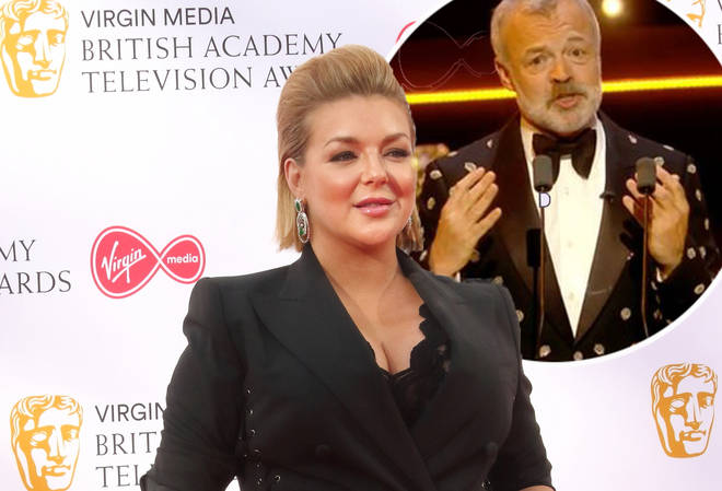 Sheridan Smith said she was humiliated by Graham Norton