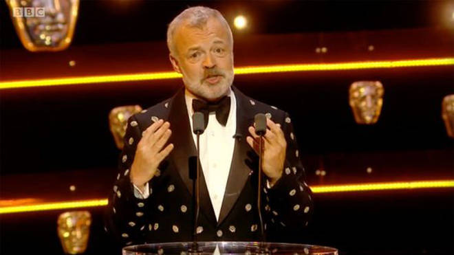 "Graham Norton&squot;s joke sent Sheridan ""over the edge"""