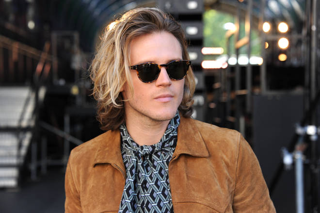 Dougie is a singer-songwriter, bassist, model, author, designer and philanthropist - busy guy!