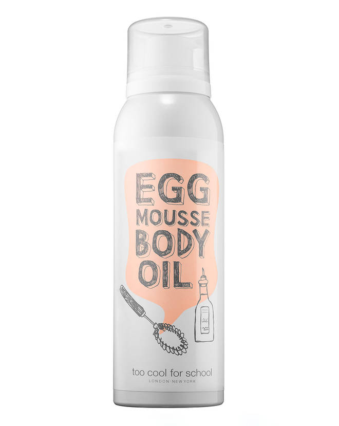 The perfect, egg based moisturiser