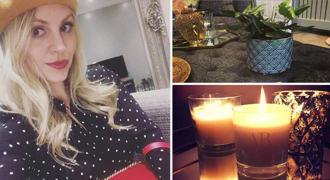 Tina O'Brien's home is full of trinkets