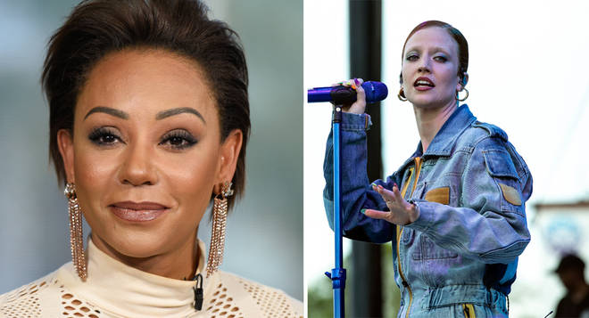 It was reported that Mel B and Jess Glynne got close during the Spice Girls tour