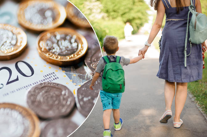A mum was shamed for not giving £40 to the nursery collection