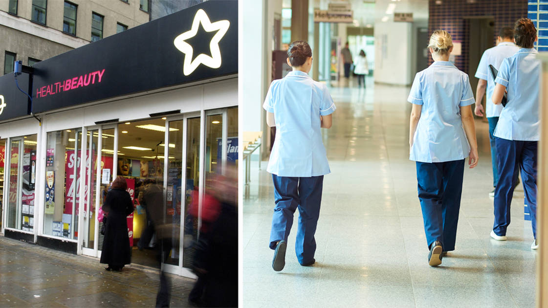 Superdrug Is Offering Nhs Staff A 10 Discount Off Everything Until The End Of The Year Heart