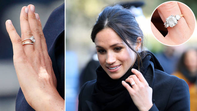 A royal editor has questioned Meghan Markle's decision to redesign her engagement ring.